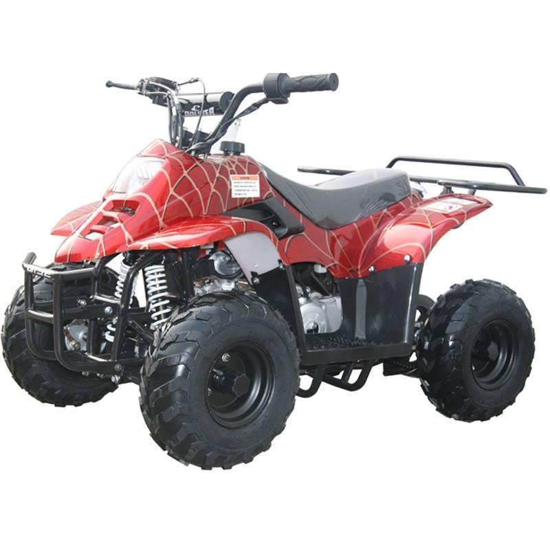 """TrailMaster Coolster MINI 110CC SPORT w/6"""" Wheels Kids ATV"""