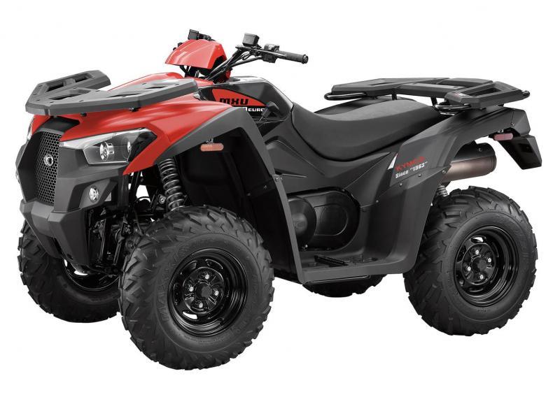 2020 KYMCO MXU 700i Euro ATV