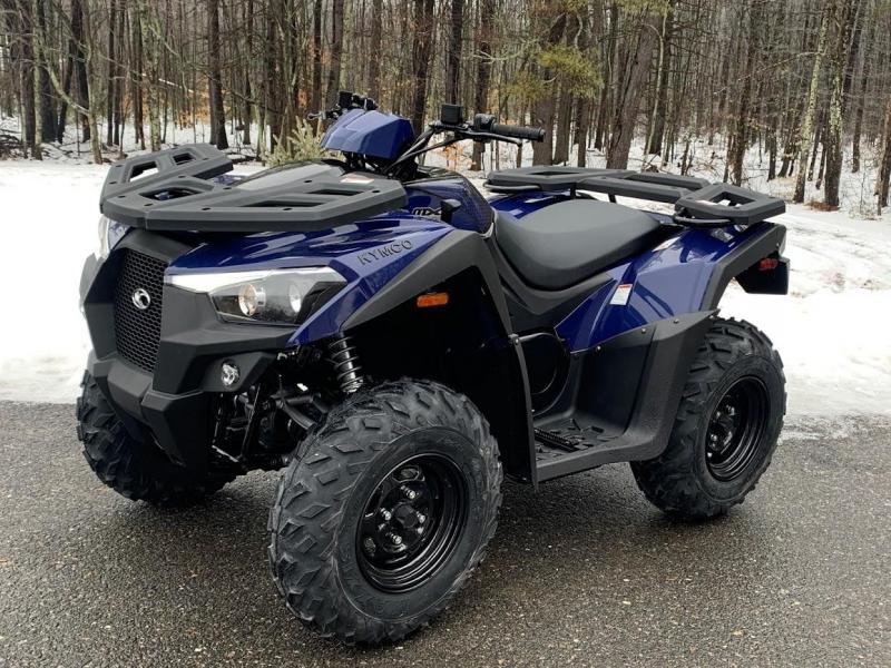 2021 KYMCO SUPER POWERFUL 44.4HP MXU 700i Euro On Demand 4WD ATV CVT
