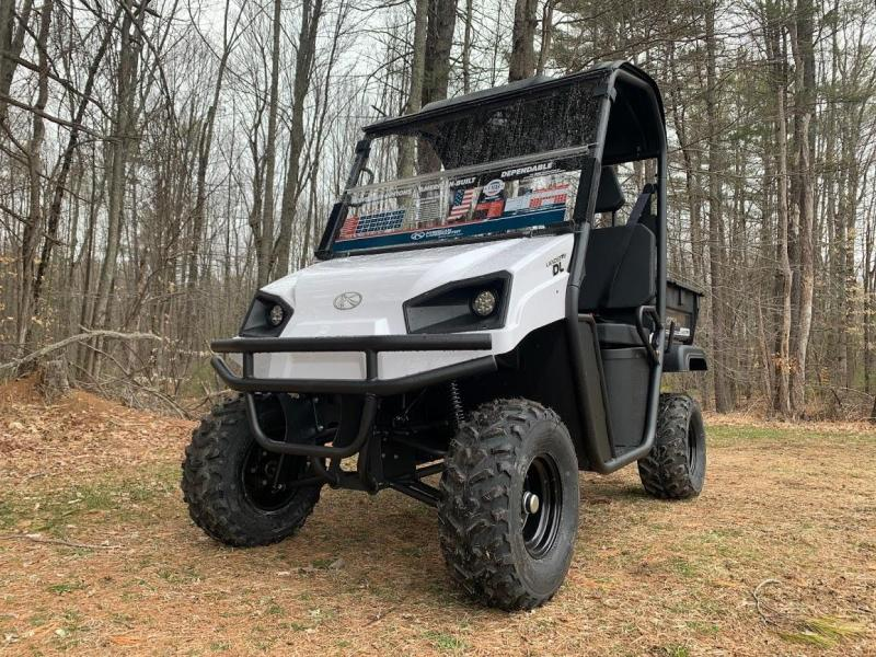 2020 ELECTRIC American Land Master LandStar 48v 2WD UTV MADE IN USA