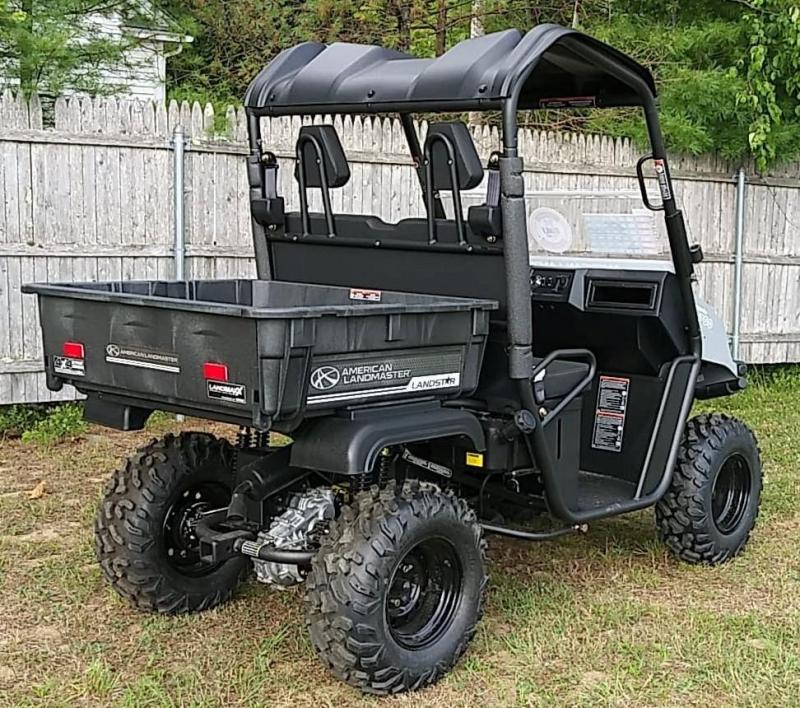 American Landmaster 700 Power Steering 4WD UTV USA MADE 3YEAR WARRANTY
