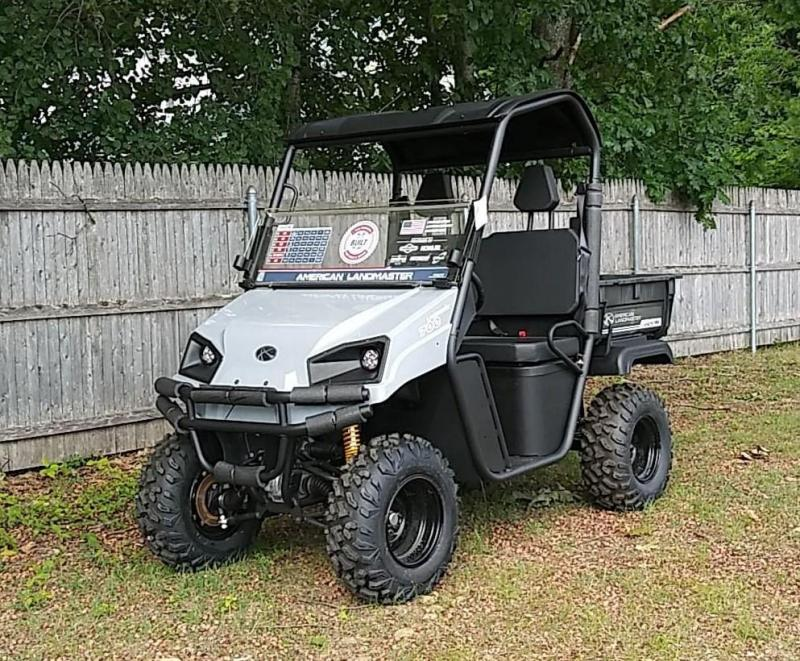 American Landmaster 700 Power Steering 4WD UTV USA MADE 3YEAR WARRANTY