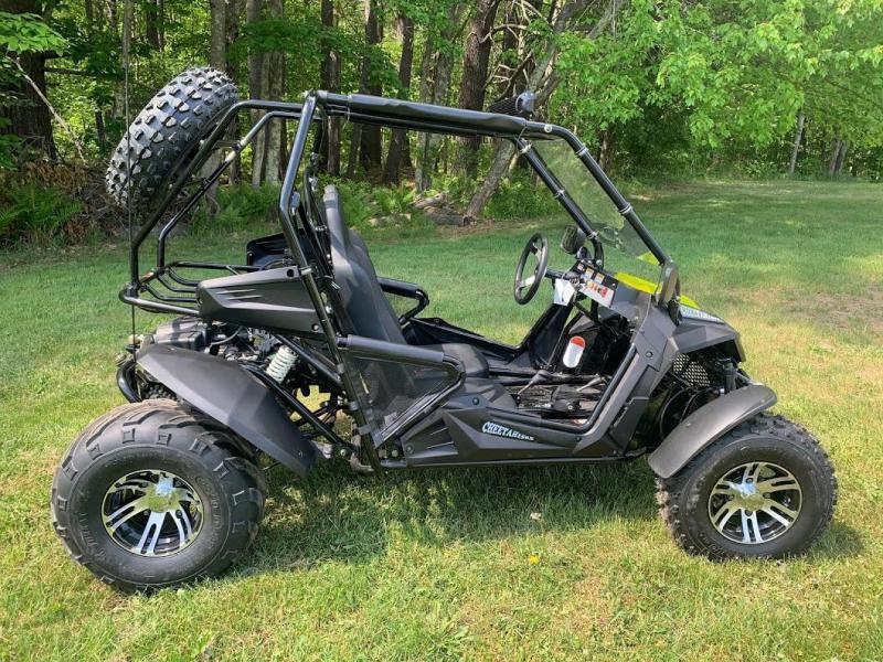 2021 TrailMaster Cheetah 200EX EFI Go Kart Teen-Adult 38 MPH SPORT UTV