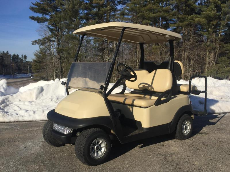 January Only!! Club Car Precedent 4 pass 48 volt electric golf cart