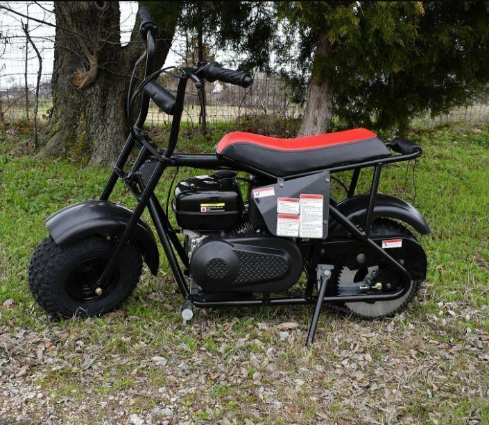 Summer Special! New TrailMaster Storm 200 Mini Bike On-Off Road Fun!