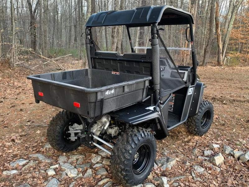 American Landmaster L7 694cc EFI 4x4 UTV Side By Side Made in USA! Black