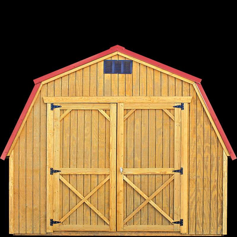 Brand New Old Hickory Barn 8'x8'
