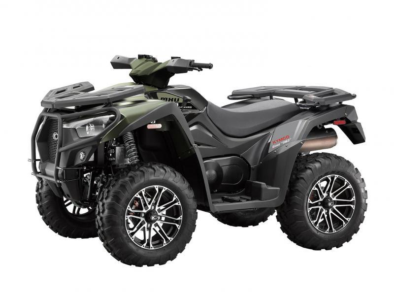 2020 KYMCO MXU 700i LE EPS Prime Euro ATV