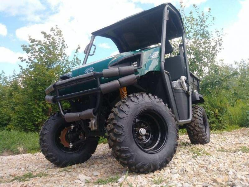 American Landmaster 455 EFI UTV w/locking differential MADE IN AMERICA-GREEN