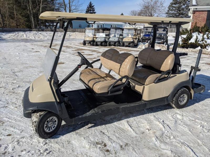 Club Car Precedent 4 passenger Electric Limo 2019 batteries