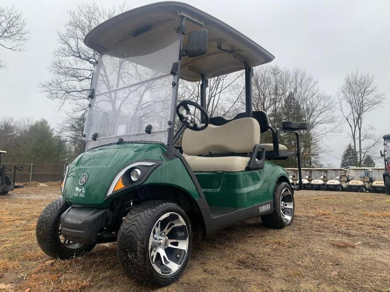 Pre Season Special! Yamaha Drive 48 volt electric 4 passenger golf cart