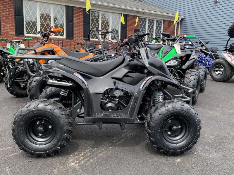 """TrailMaster Coolster MINI 110CC SPORT w/6"""" Wheels Kids ATV-Black"""