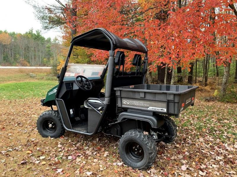 2020 American Land Master 350 GAS UTV with LIMITED SLIP DIFFERENTIAL GREEN