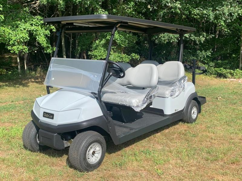 NEW 2020 Club Car TEMPO 4 Person ELECTRIC GOLF CART LIMO READY TO GO!!