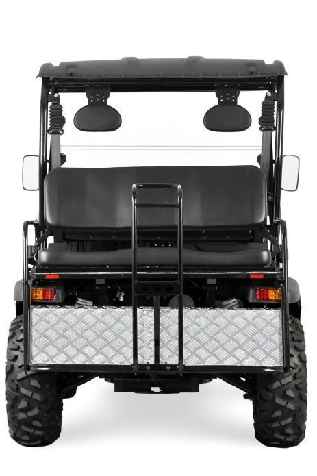 2020 Trailmaster Taurus 450G EFI 4X4 4 person UTV 43 MPH SIDE BY SIDE-CARBON FIBER