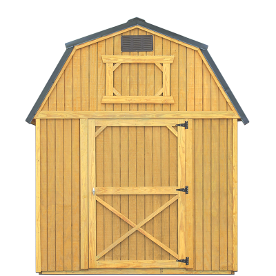 Brand New Old Hickory Lofted Barn 8' x 10'