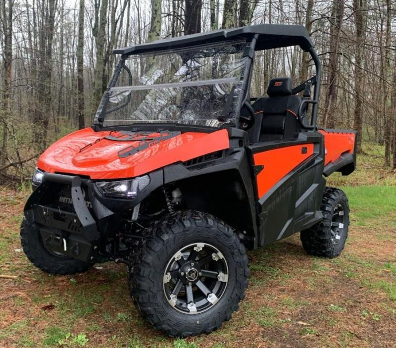 INTIMIDATOR 83HP 60MPH GC1K TGB 1000cc 4wd UTV Orange ORDER NOW! SAVE!