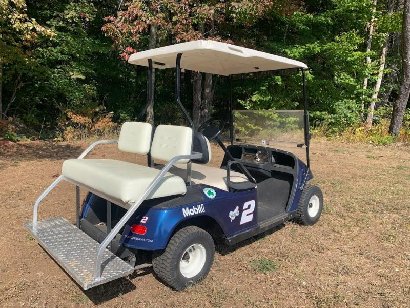 Winter Clearance! 2000 EZGO TXT GAS 4 passenger golf cart in excellent condition-NICE!!