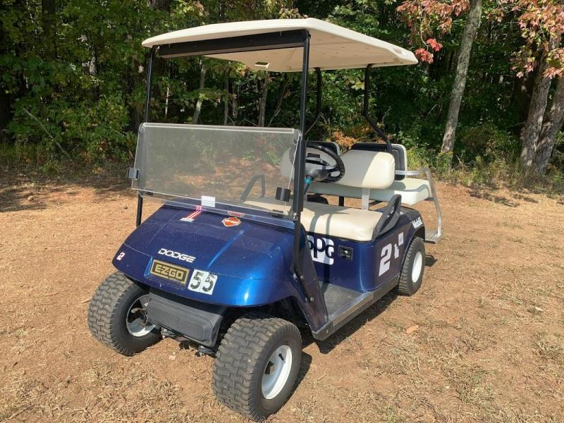 2000 EZGO TXT GAS 4 passenger golf cart in excellent condition-NICE!!