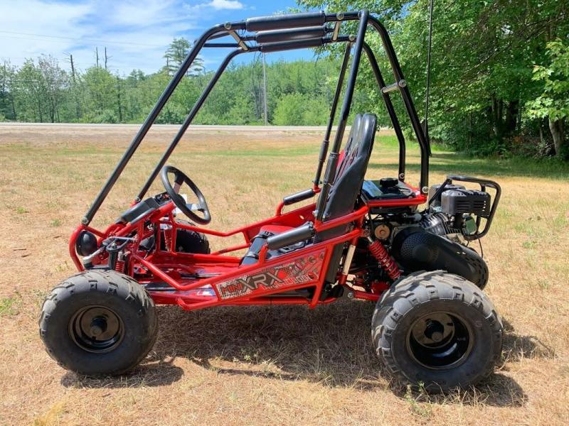 Holiday Special! Trailmaster Mini XRX/R+YOUTH Go Kart ages 4-9 RED