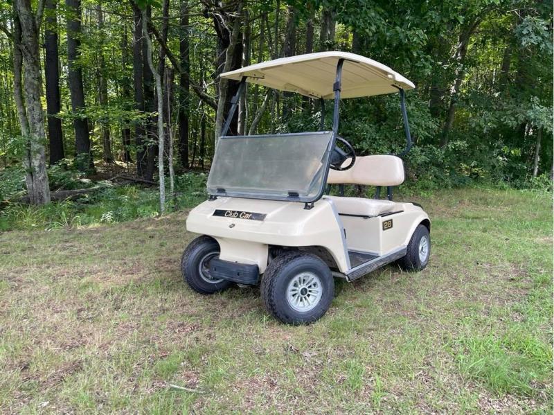 Summer Special! 48 volt electric Club Car DS 2 passenger golf cart