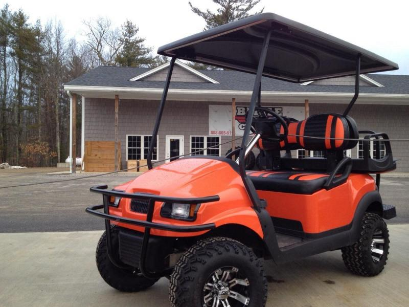 Custom Precedent Phantom Golf Cart-custom built 4 U