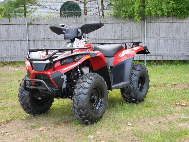 2021 Bighorn 300 On Demand 4x4 ATV Shaft Drive 22HP LINHAI TOP QUALITY