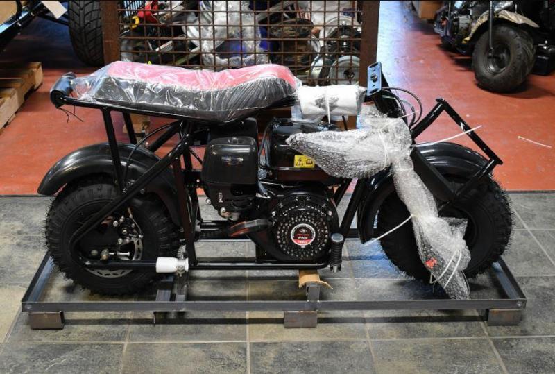 Spring Special! New TrailMaster Storm 200 Mini Bike On-Off Road Fun!