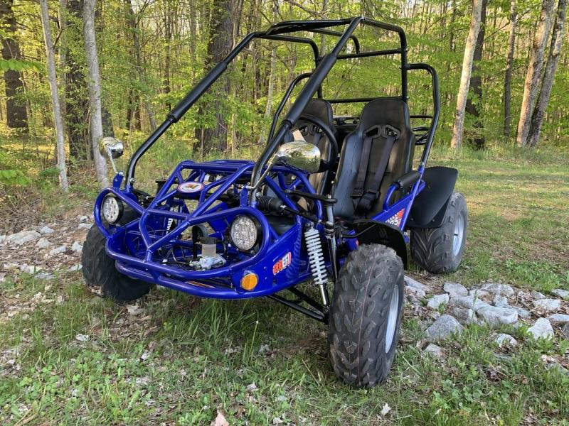 Spring Special! TrailMaster 200E XRS EFI Teen-Adult Go Kart 43 MPH!!!