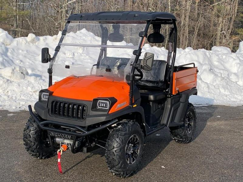Taurus/Bighorn 450U EFI 4X4 UTV with DUMP BODY 43MPH 26HP ORANGE