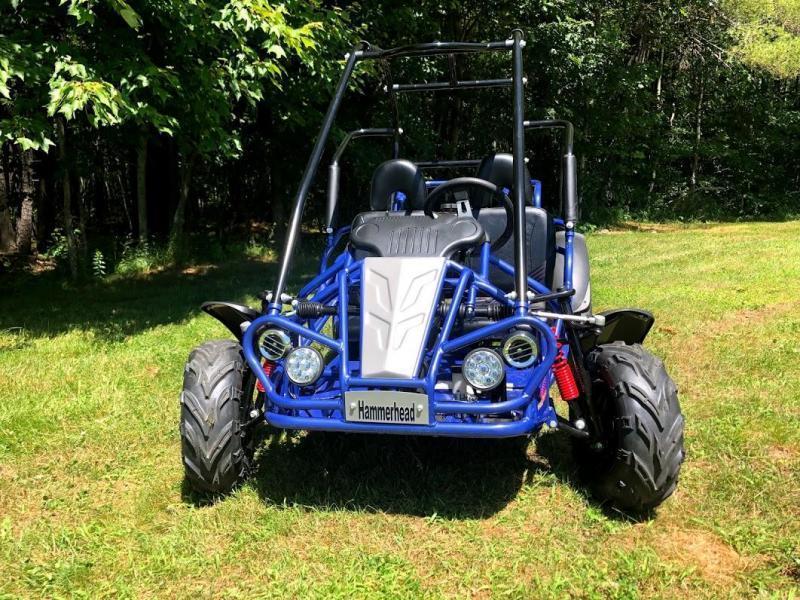 Hammerhead MudHead 208R Youth Go Kart-Arriving November