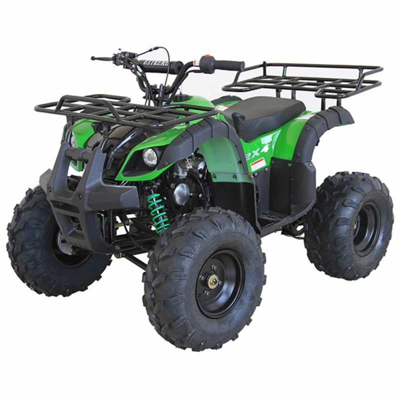 Summer Special! New Vitacci RIder 8 125CC youth  ATV 2WD w/reverse-BLUE-30MPH