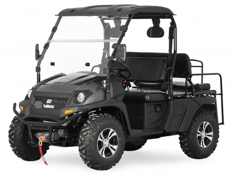 2020 Trailmaster Taurus 450G EFI 4X4 4 person UTV 43 MPH SIDE BY SIDE-CARBON FIBER