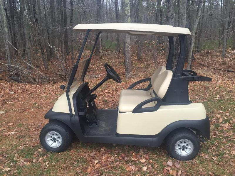 Early Bird Special! Nice Club Car Precedent 48 volt electric golf cart