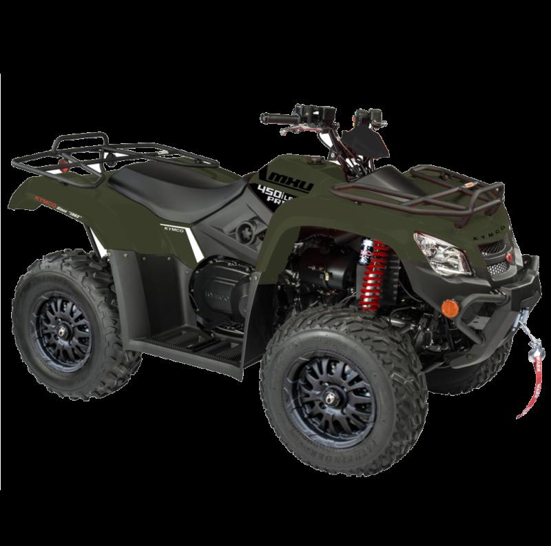 2020 KYMCO MXU 450i LE PRIME ATV