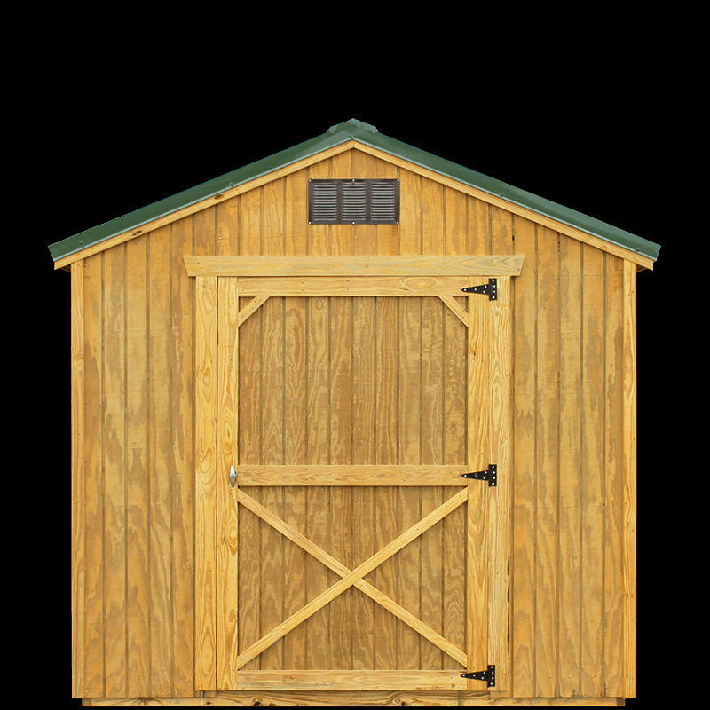 Brand New Old Hickory Utility Shed 8' x 8'