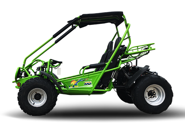 Fall Special! TrailMaster 200E XRS EFI Teen-Adult Go Kart 43 MPH!!! Green