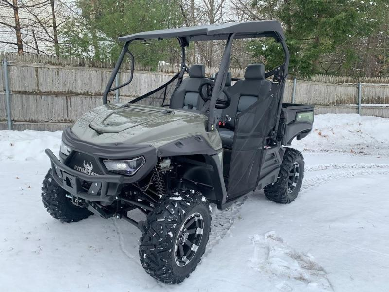 2021 INTIMIDATOR 4WD POWERFUL Electric DELUXE XD4 UTV MADE IN AMERICA