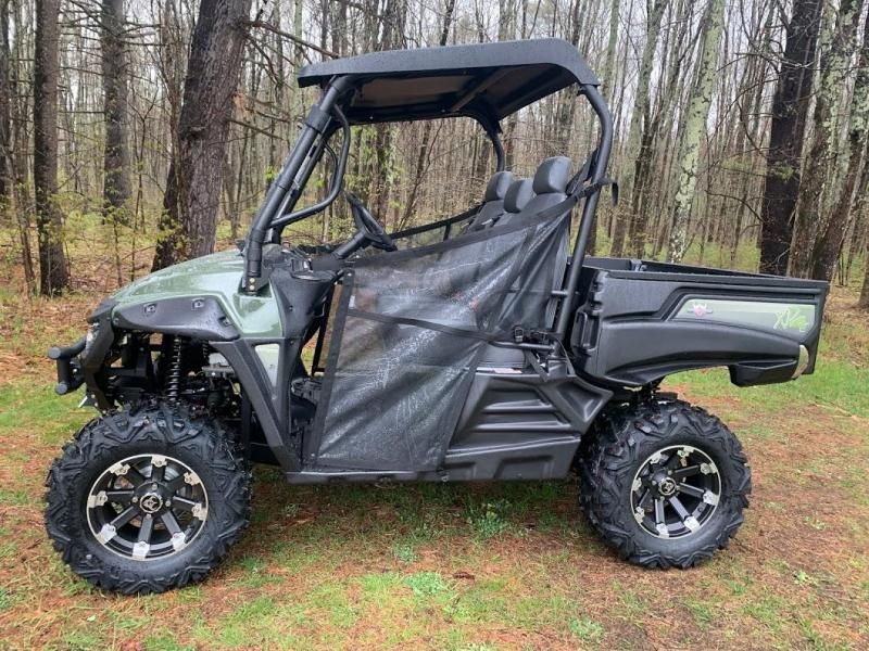 2020 INTIMIDATOR 4WD POWERFUL Electric DELUXE XD4 UTV MADE IN AMERICA