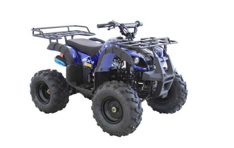 Summer Special! New Vitacci RIder 8 125CC youth  ATV 2WD w/reverse-Green-30MPH