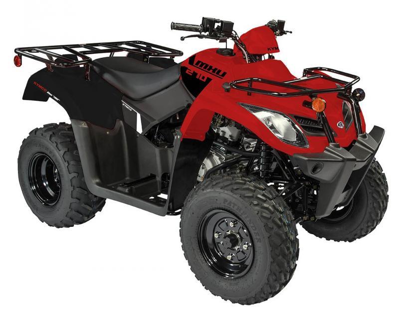 2020 KYMCO MXU 270 ATV
