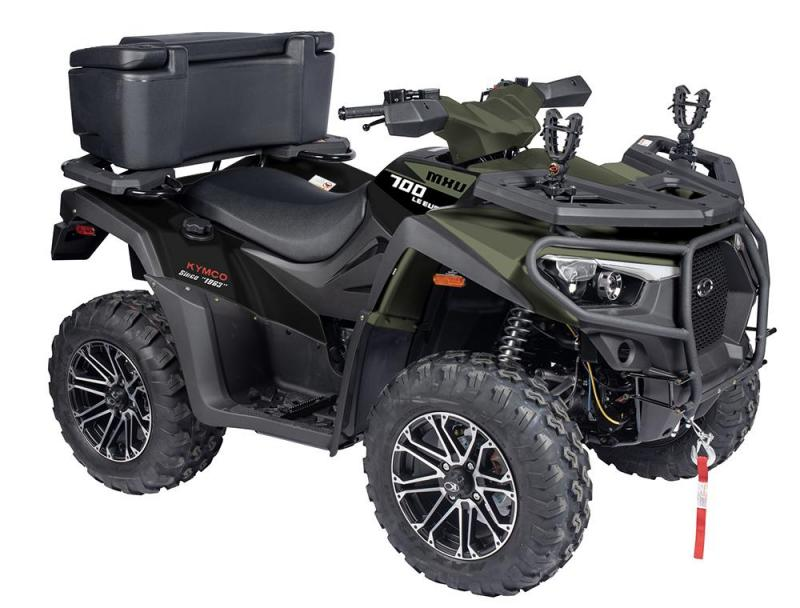 2020 KYMCO MXU 700i LE EPS Hunter Euro ATV
