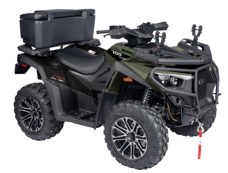 2021 KYMCO MXU 700i LE EPS Hunter Euro ATV