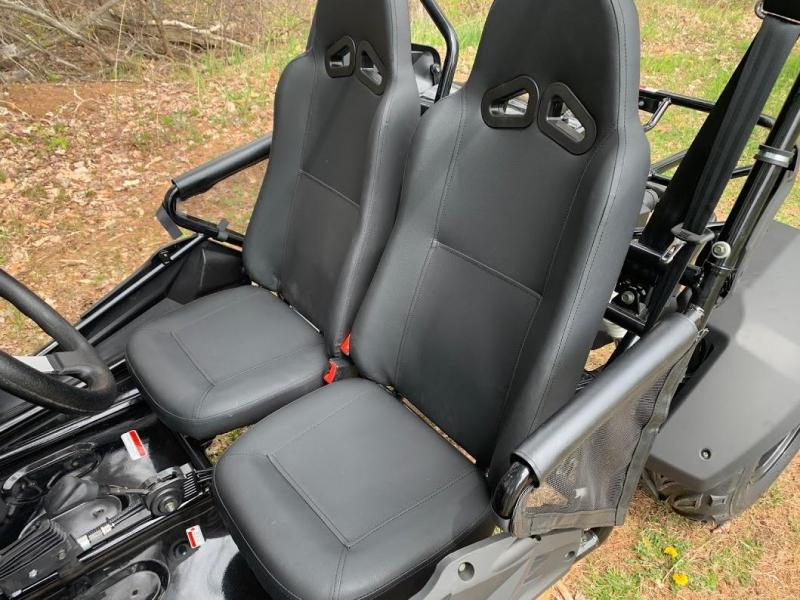 Trailmaster Cheetah 200 EFI Go Kart Teen-Adult 38 MPH SPORT UTV BLUE