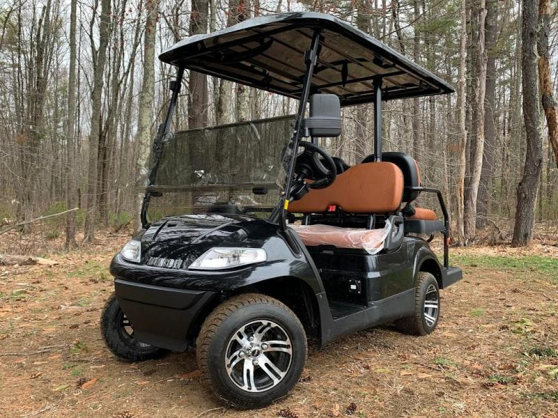 2021 AEV LUXURY Loaded Street Legal LSV Electric 4 Passenger golf cart