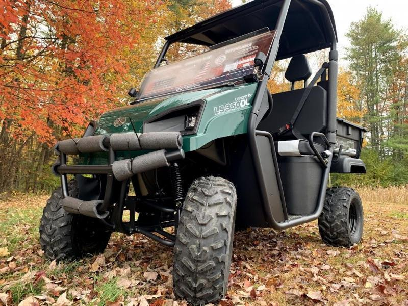 Clearance Sale! American LandMaster 350 GAS UTV with LIMITED SLIP DIFFERENTIAL-GREEN
