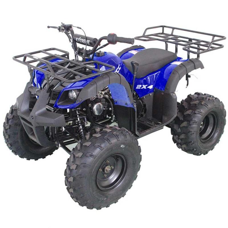 Summer Special! New Vitacci RIder 8 125CC youth  ATV 2WD w/reverse-30MPH