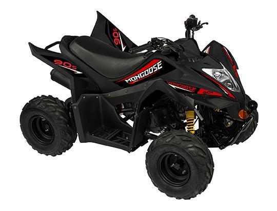 2020 KYMCO Mongoose 90S ATV