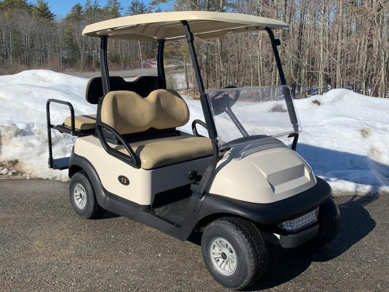 Winter Special! Club Car Precedent 4 pass 48 volt golf cart 2020 BATTERY