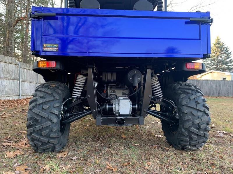 Taurus/Bighorn 450U EFI 4X4 UTV with DUMP BODY 43MPH 26HP RED